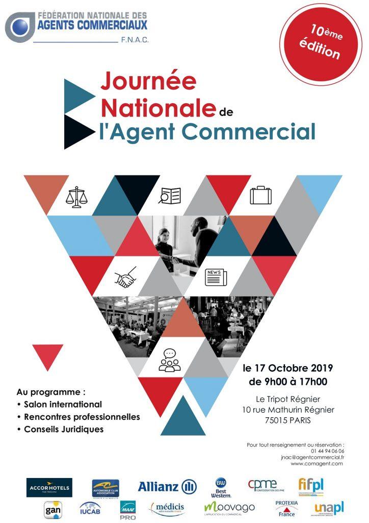 Affiche JNAC 2019