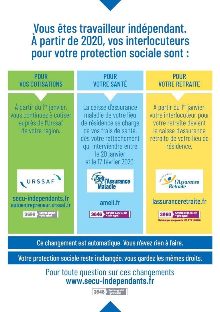 Protection sociale des independants 1
