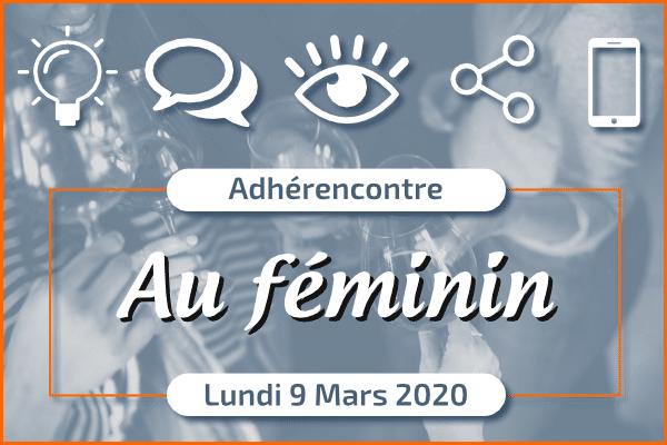 Adhérencontre au Féminin