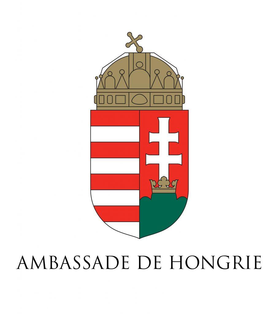 Cycle de rencontres : logo ambassade hongrie