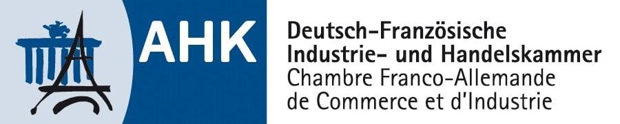 Recrutement d'Agents Commerciaux : logo Chambre Franco Allemande de Commerce et d'Industrie