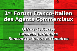 Forum Franco Italien des Agents Commerciaux