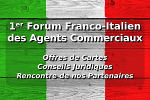 Forum Franco Italien des Agents Commerciaux